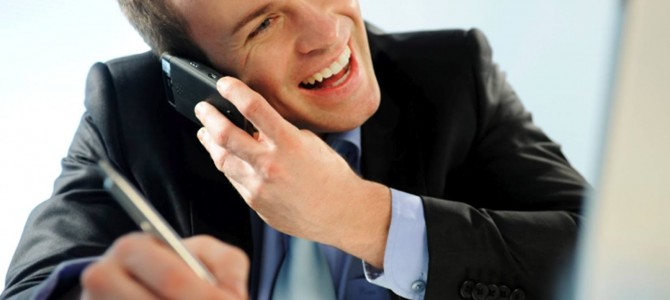 Cold Calling is not a strategy