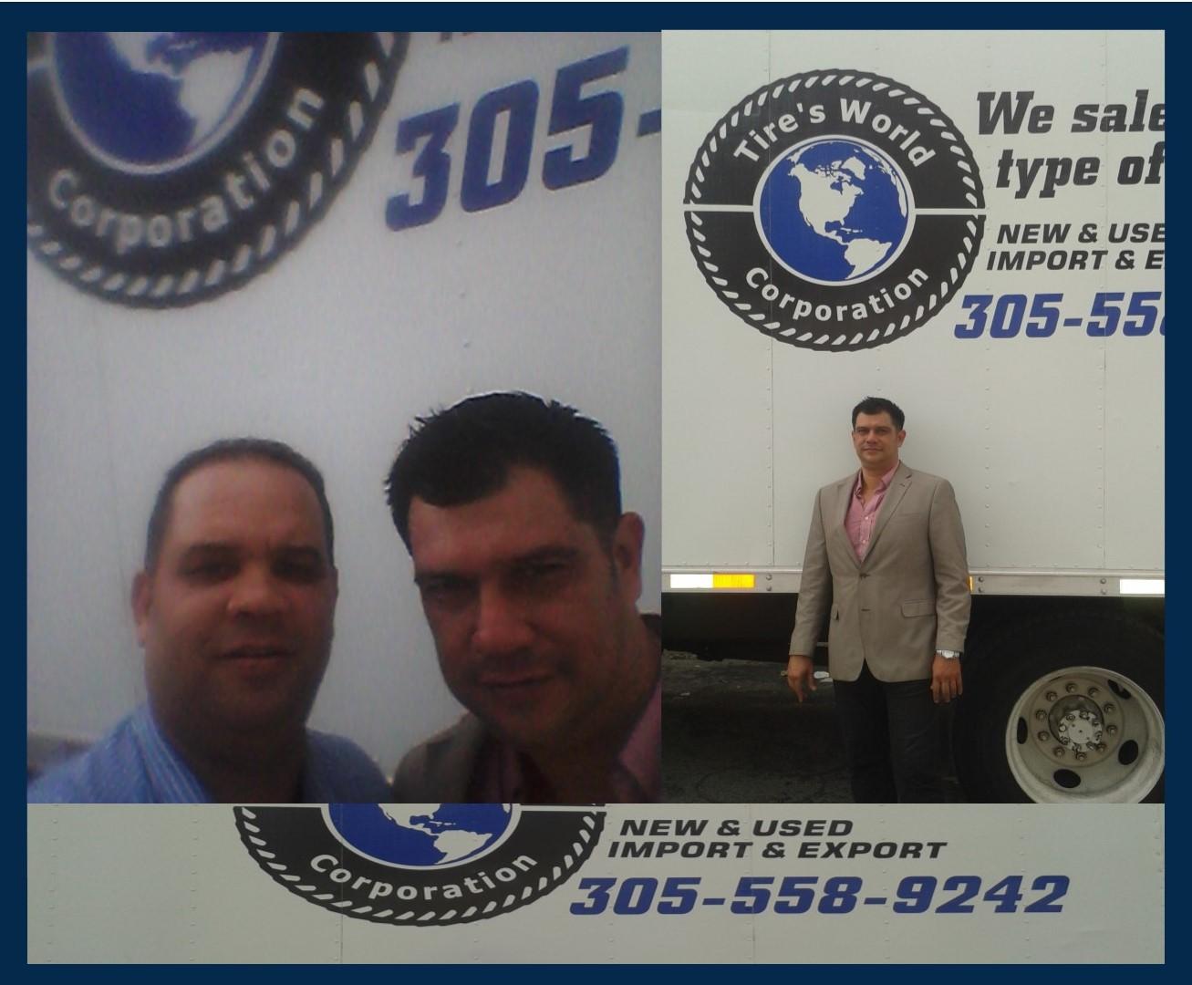Negocios Hispanos con Exito: Cómo Tires World Corporation ha construido un negocio exitoso
