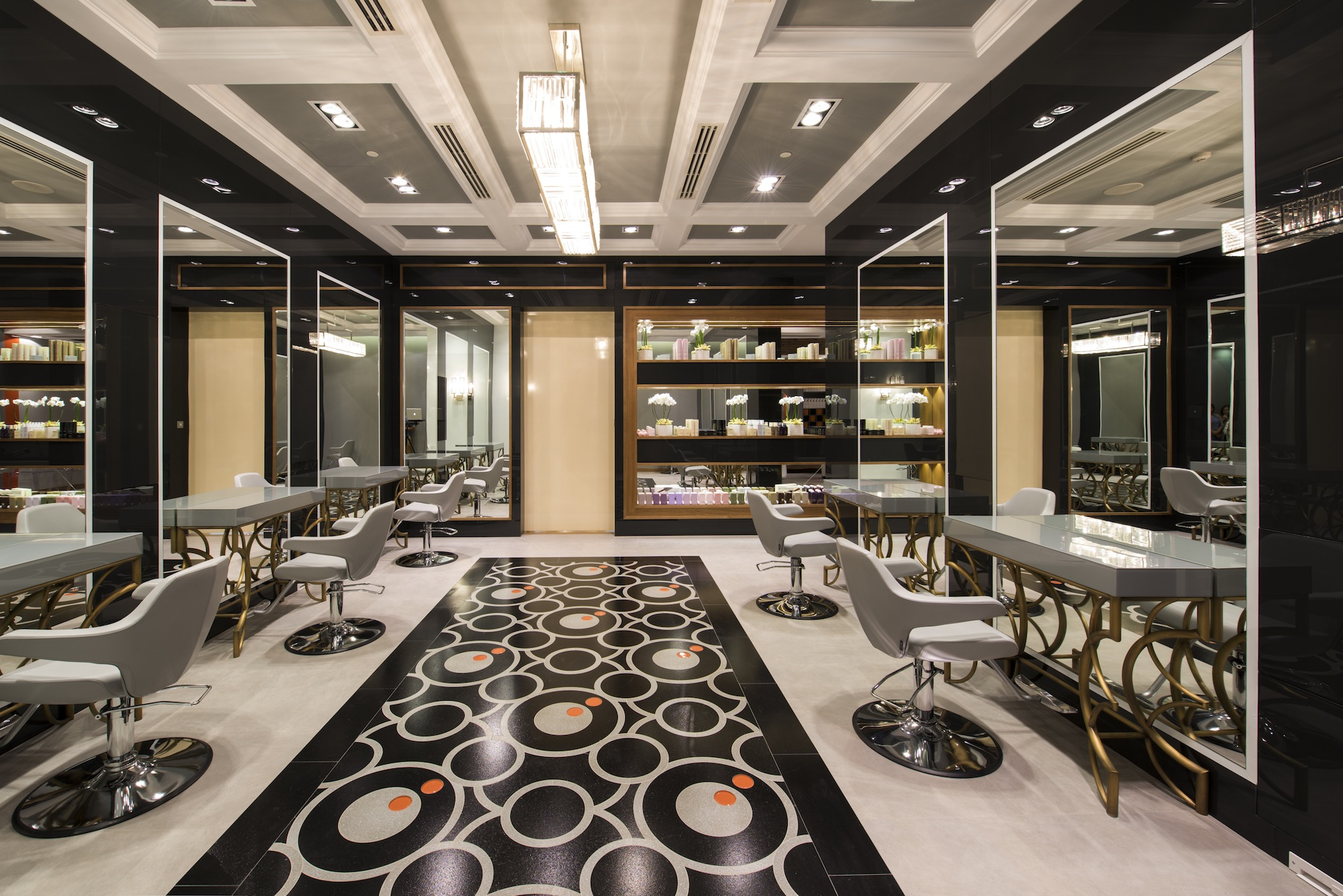 Spa's, Beauty Salons, and Tourism