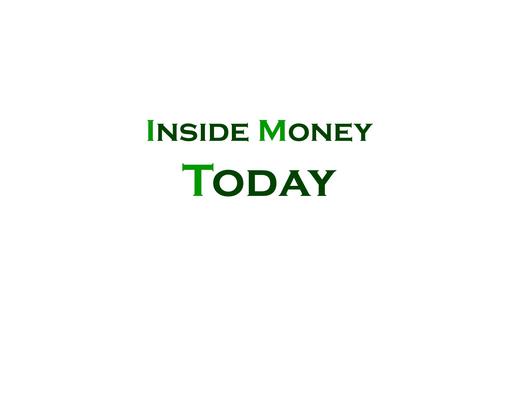 Inside Money Today Logo