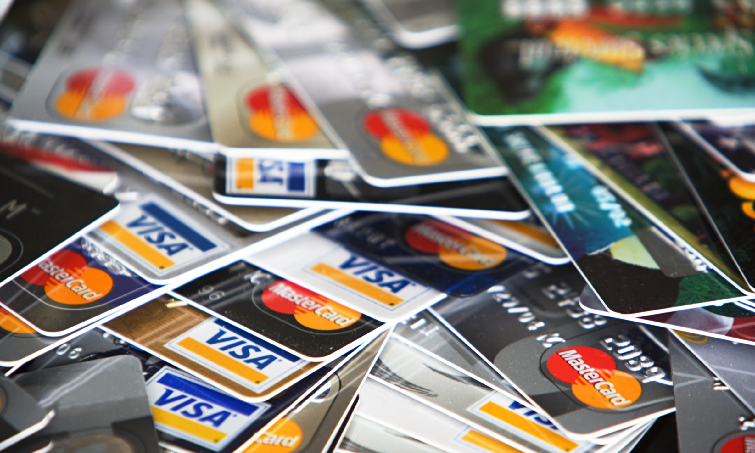 Credit Card Addiction in the U.S. is Larger Than Ever
