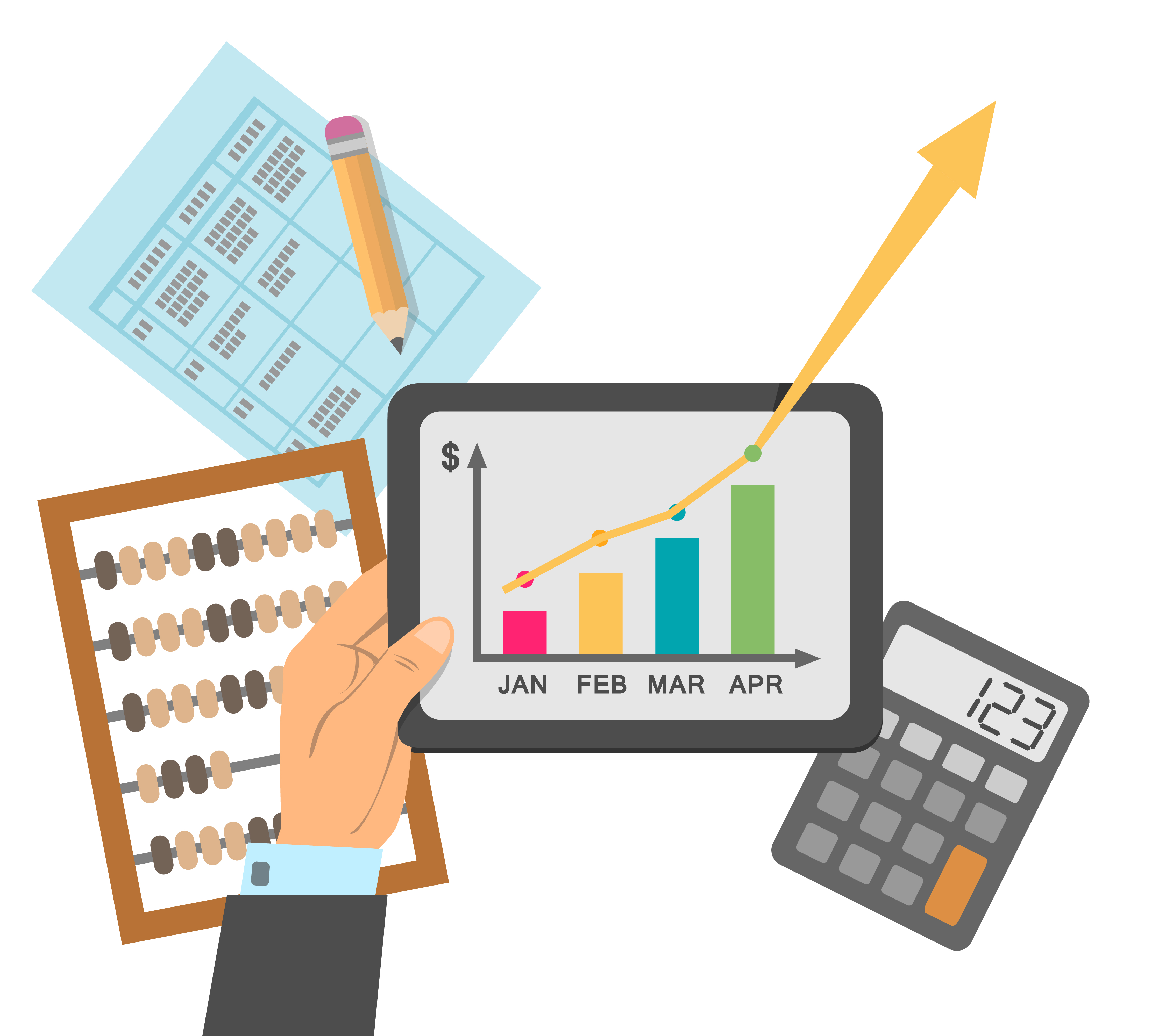 Financial business plan