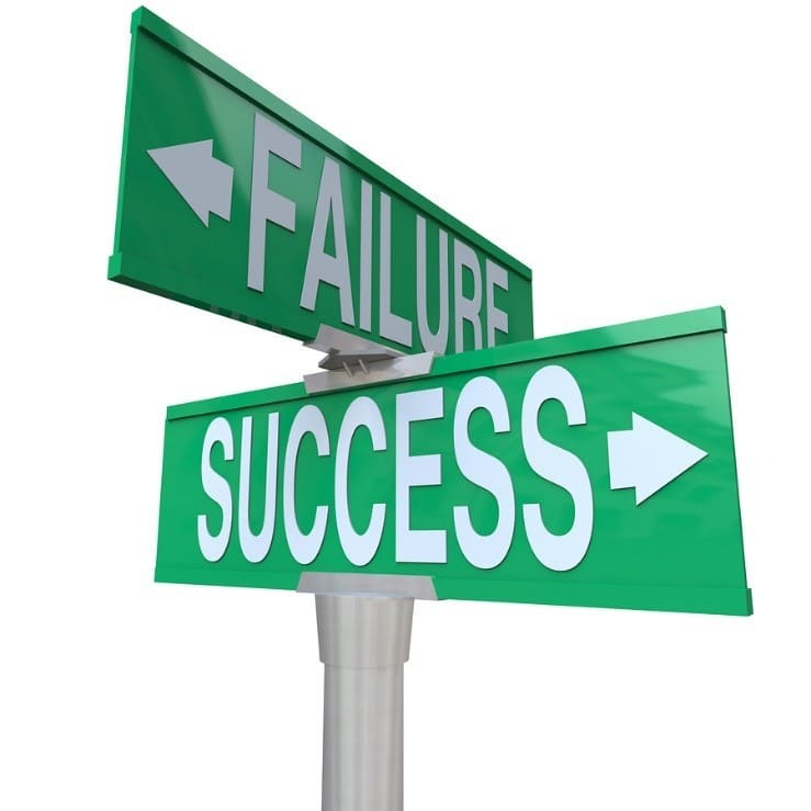 small business failure is part of success