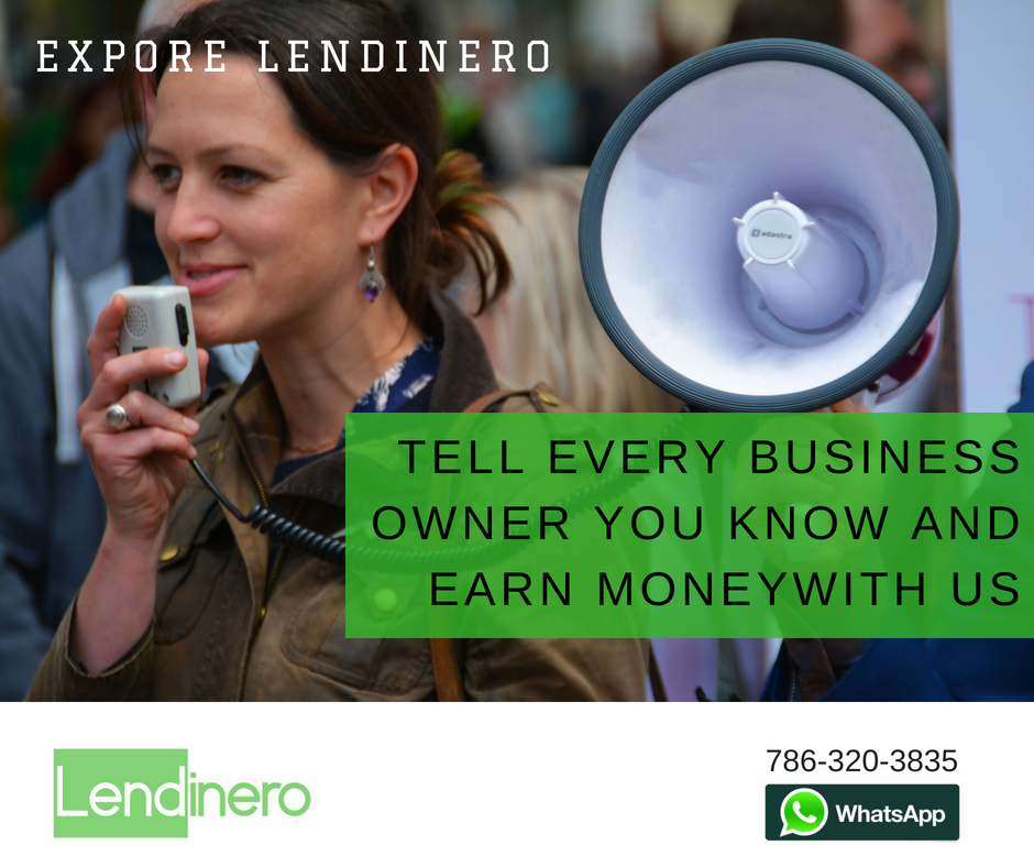 lendinero referrals