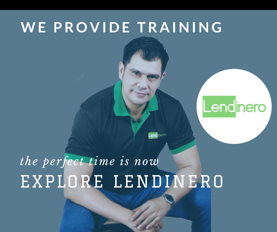 gil zapata founder of lendinero